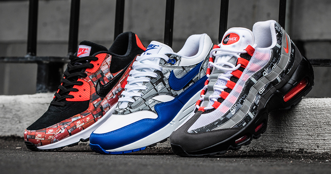 atmos pour their heart out for Nike