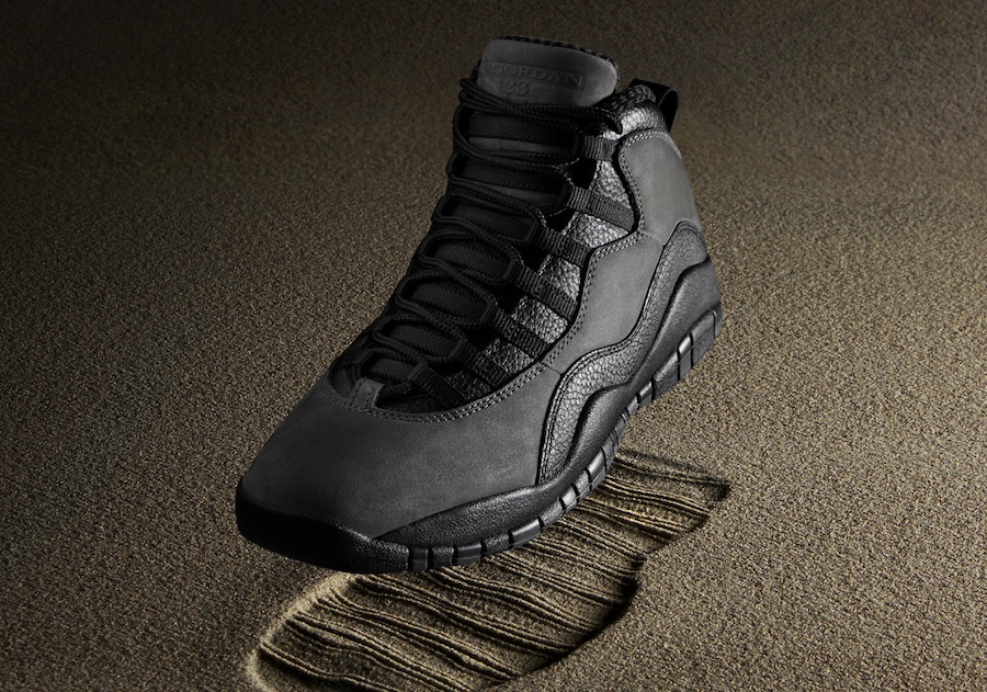 "Revised release date // Air Jordan 10 ""Dark Shadow"" OG"