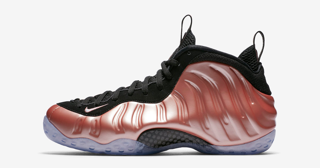 """Official images // Nike Foamposite One """"Elemental Rose"""""""