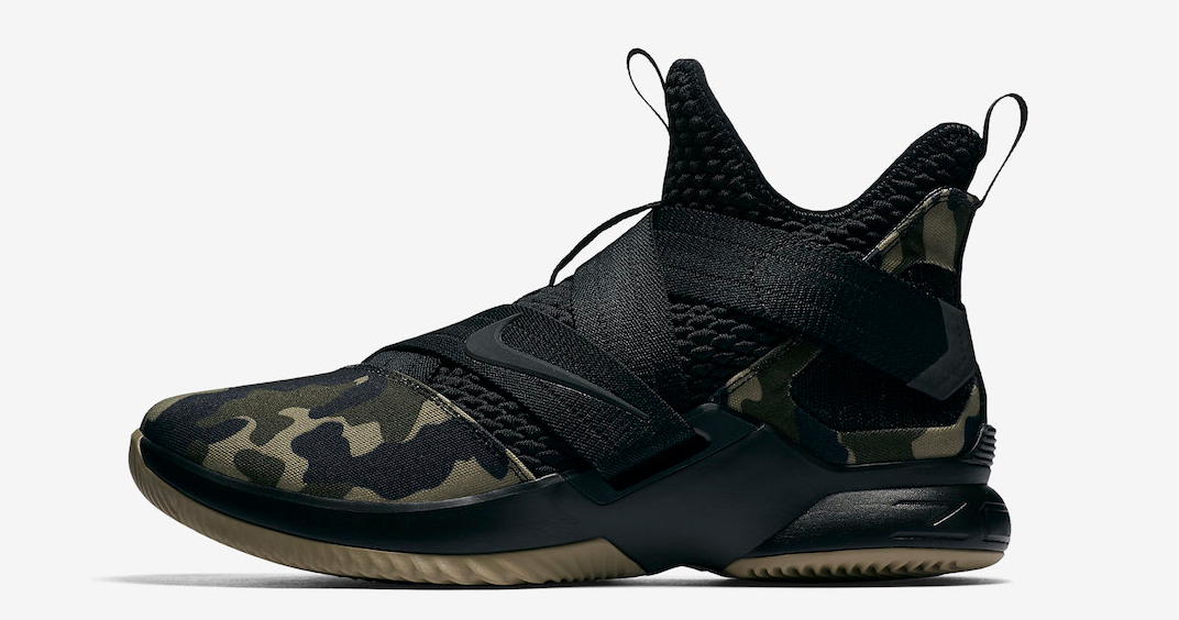Official images // Nike LeBron Soldier 12 SFG