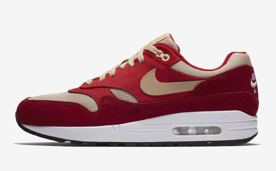 atmos are bringing the heat with this new Curry Air Max 1 Pack