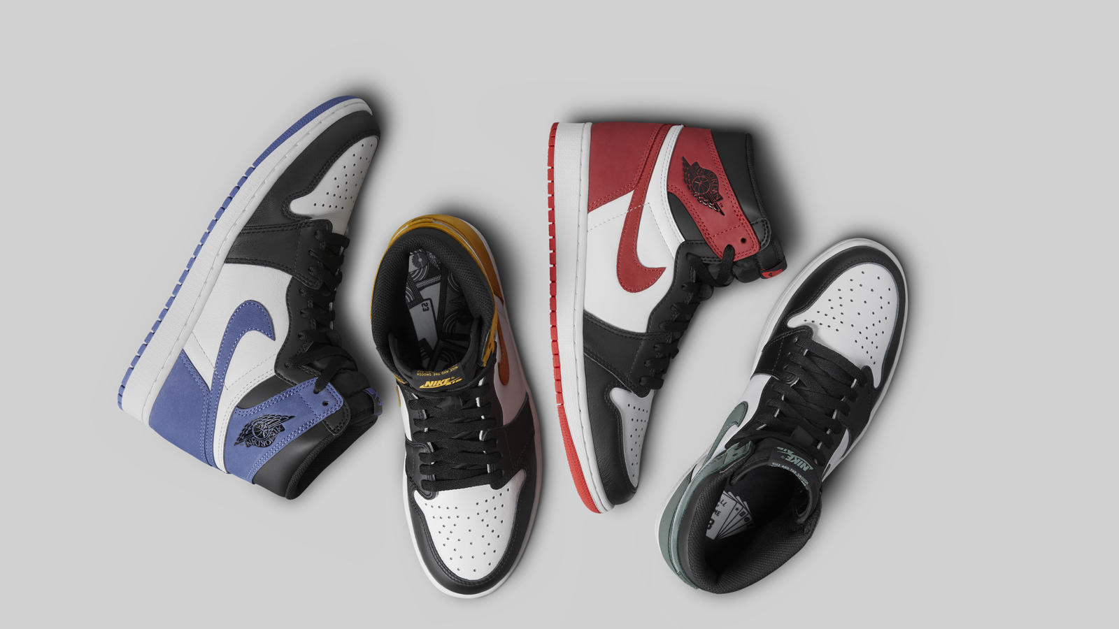 Release update //  Air Jordan 1 'Best Hand in the Game' collection