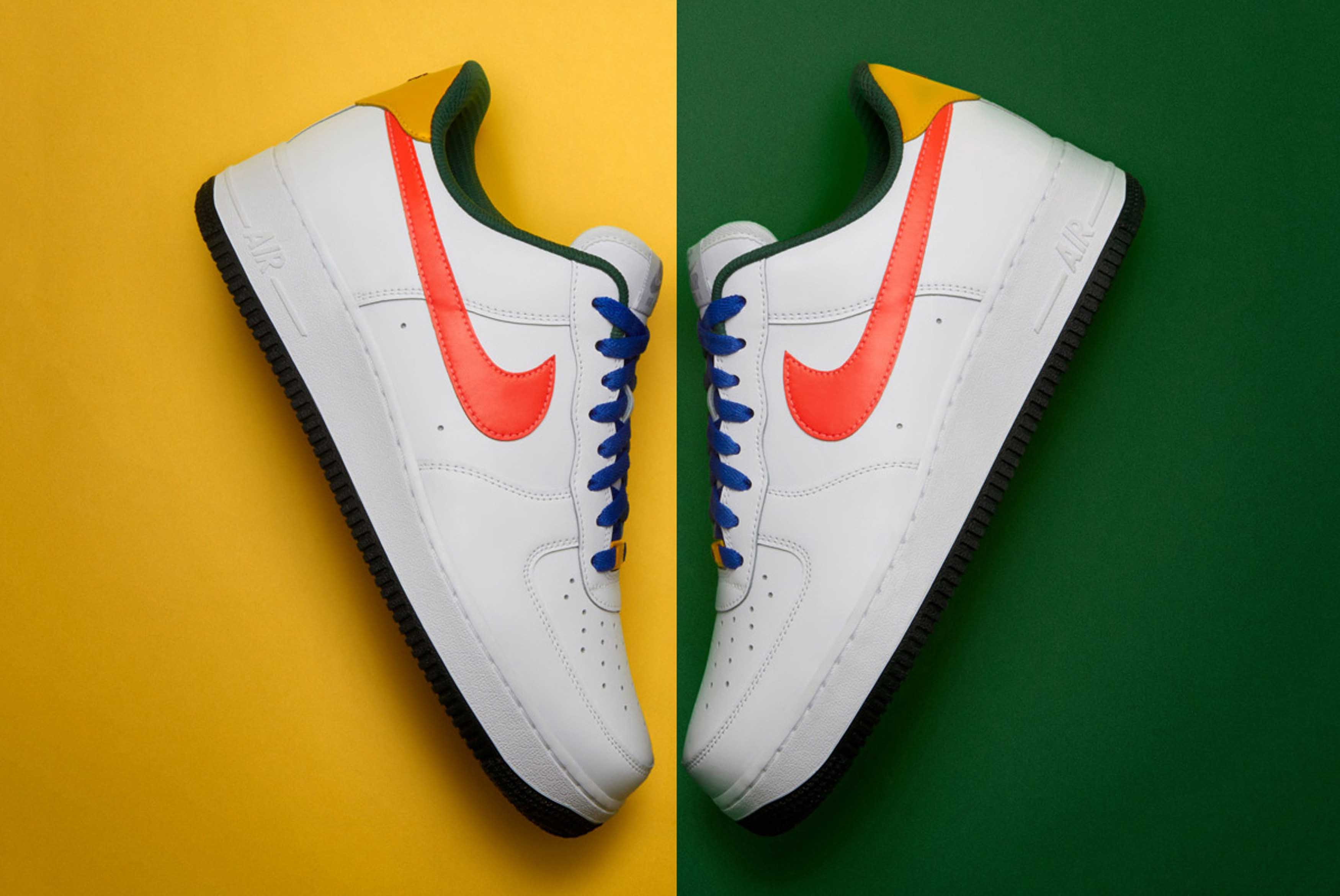 Nike are spreading the love with their latest collab
