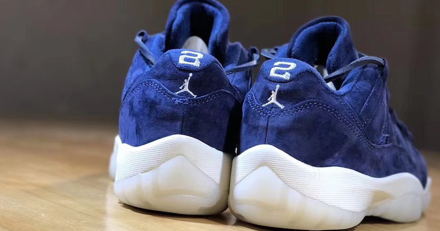Detailed look // Air Jordan 11 'RE2PECT'