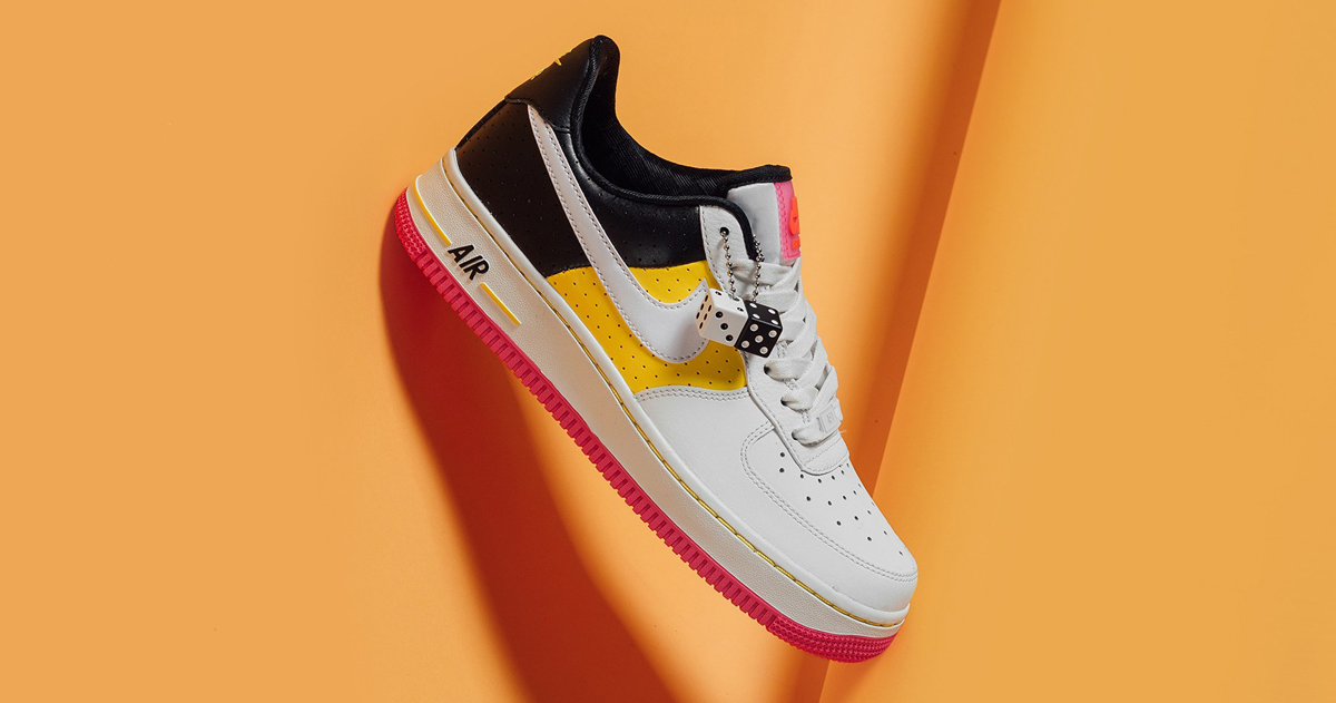 Available now // Nike Air Force 1 07 SE 'Moto'