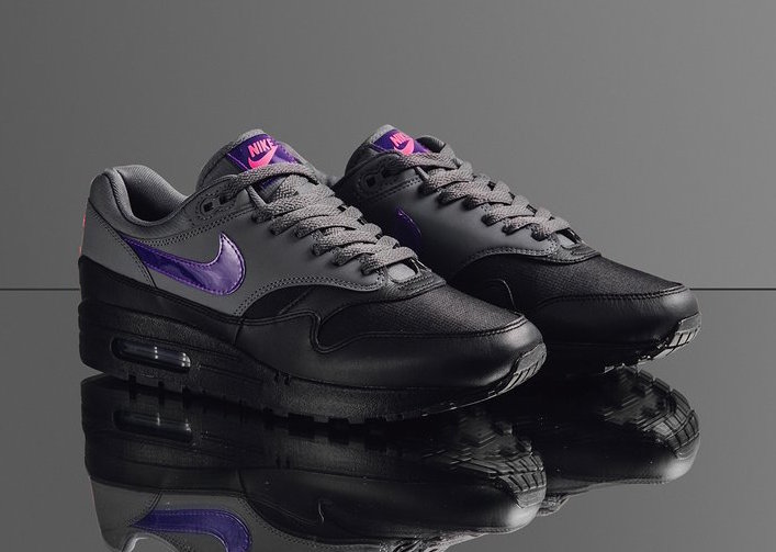 "Available now // Nike Air Max 1 ""Fierce Purple"""
