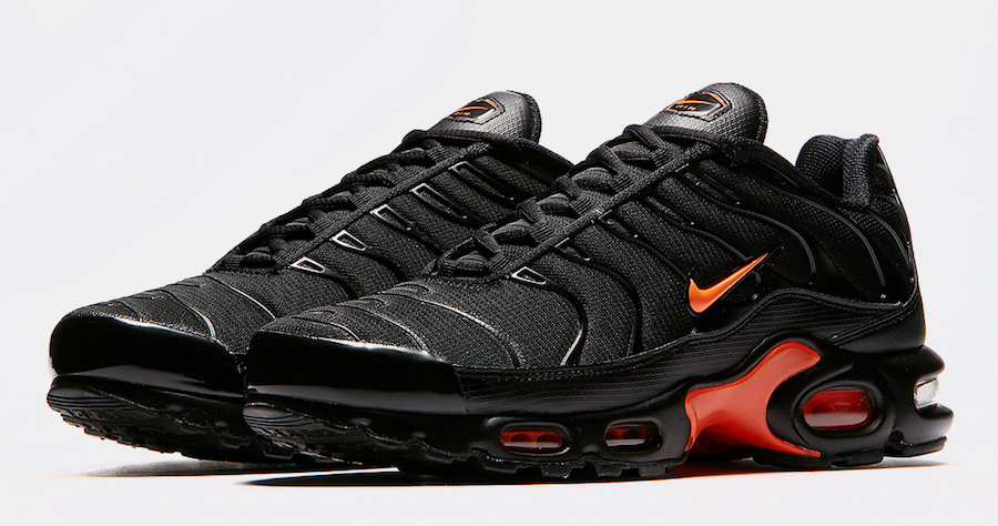 Orange and Black is back for Nike