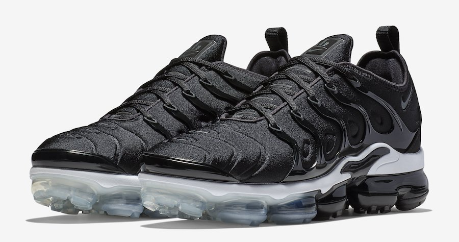 The VaporMax plus goes abnormally basic