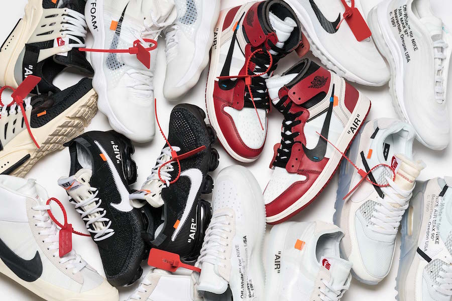 """Download Virgil Abloh's Nike """"TEXTBOOK"""" right now for FREE!"""