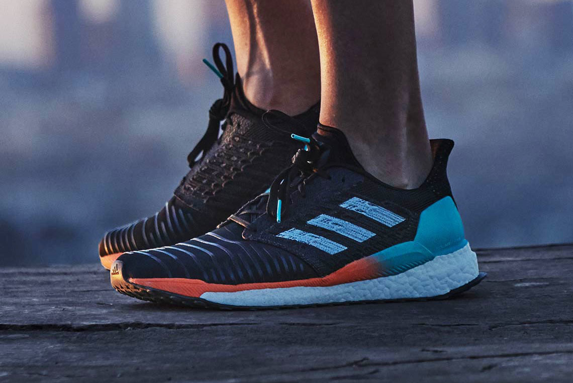 adidas' new SolarBOOST has some serious techs appeal