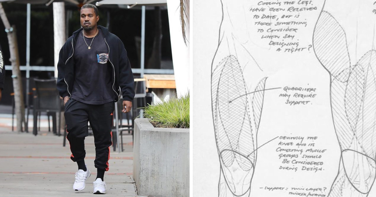Kanye fires thieving designer from the Yeezy team