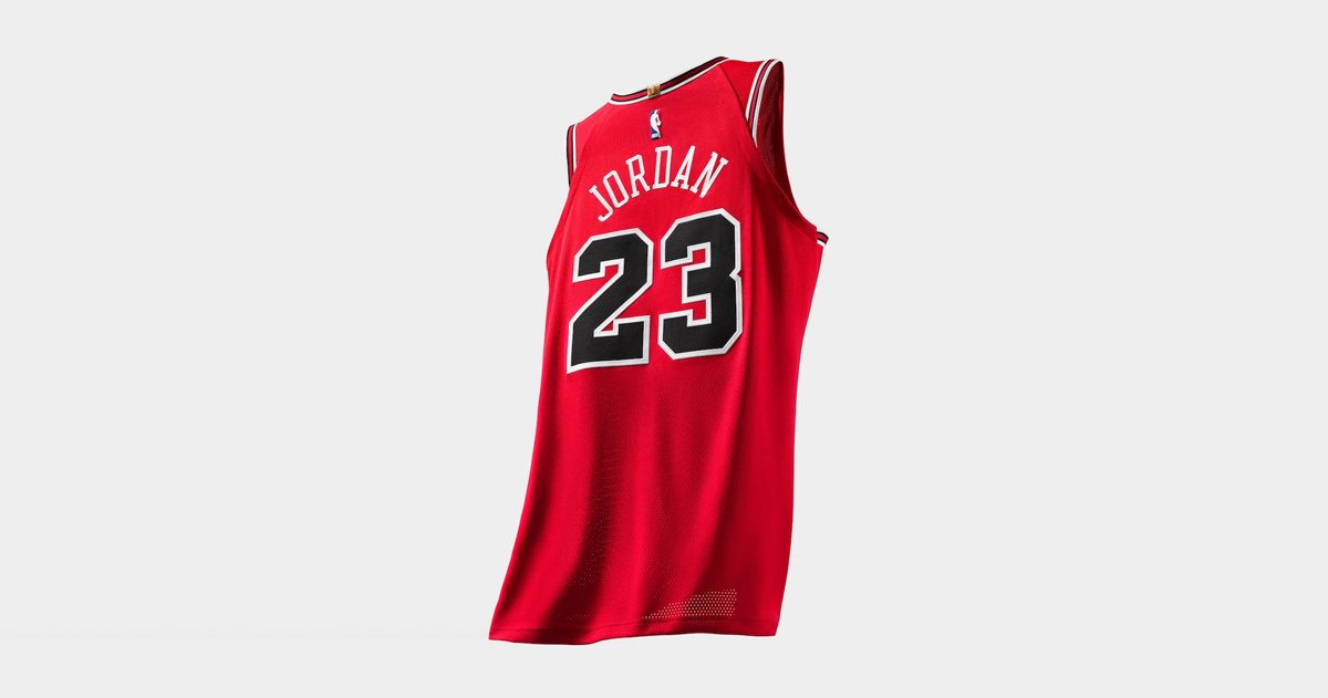 Nike are finally releasing a Jordan jersey — and it won't be cheap