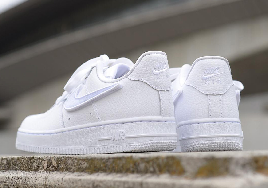 Swap your Swooshes on these Air Force 1-100s