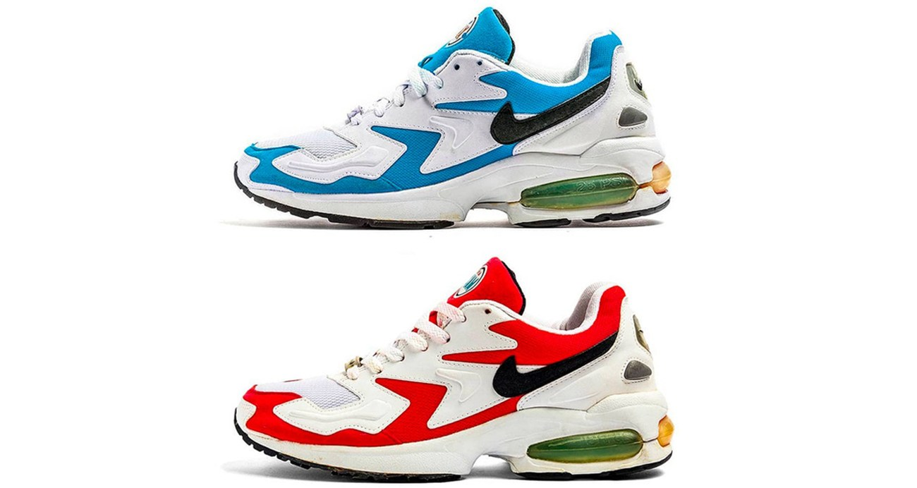 Nike are bringing back the Air Max2 Light