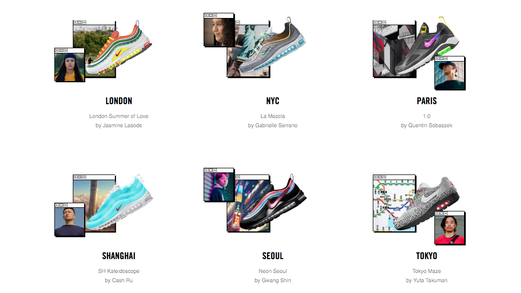 """Vote Now! Nike's Air Max """"On Air"""" design polls are now open"""