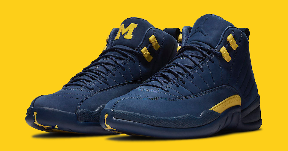 Where to buy the Michigan Air jordan 12