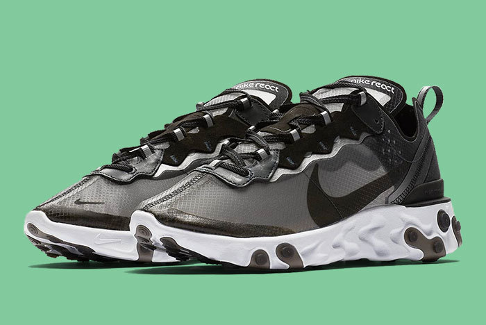 Nike's chunky React Element 87 releases next week