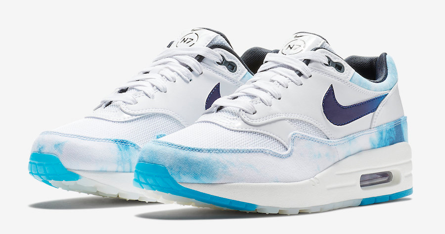 Nike's Air Max 1 gets washed out for N7