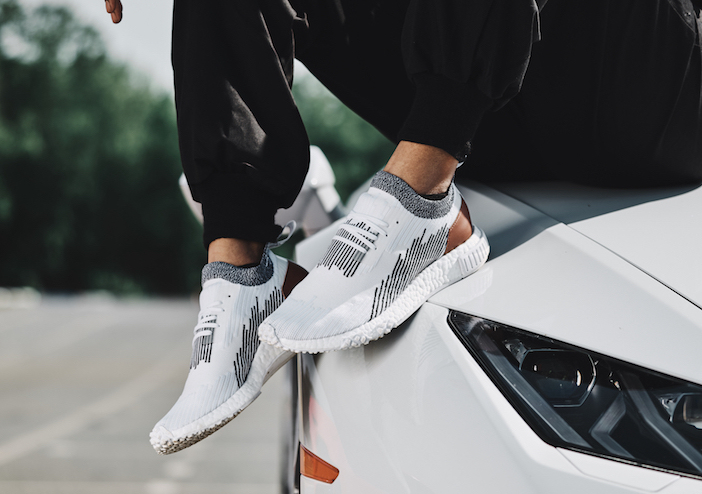 Speed up with the Whitaker Car Club x adidas NMD Racer