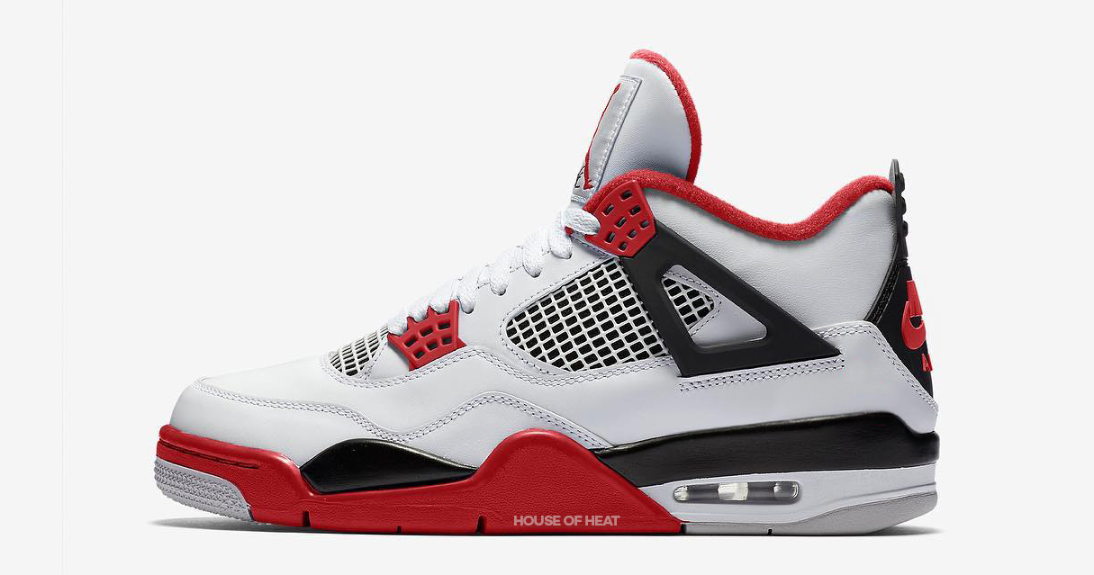 """The OG Air Jordan """"Fire Red"""" is expected to return in 2019"""