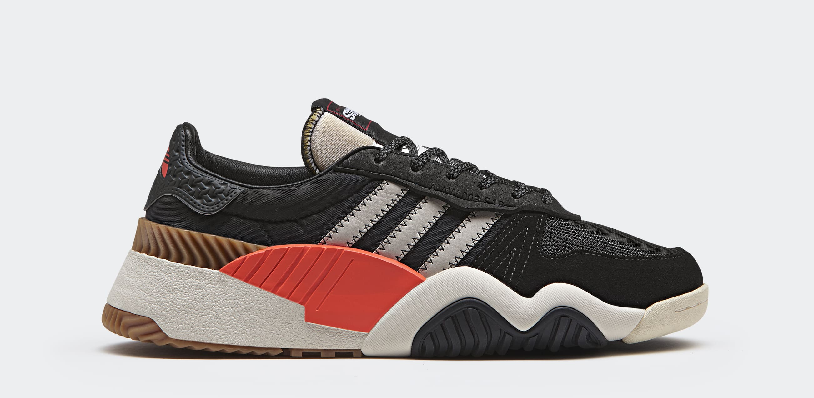 Alexander Wang's latest trainers are turnt
