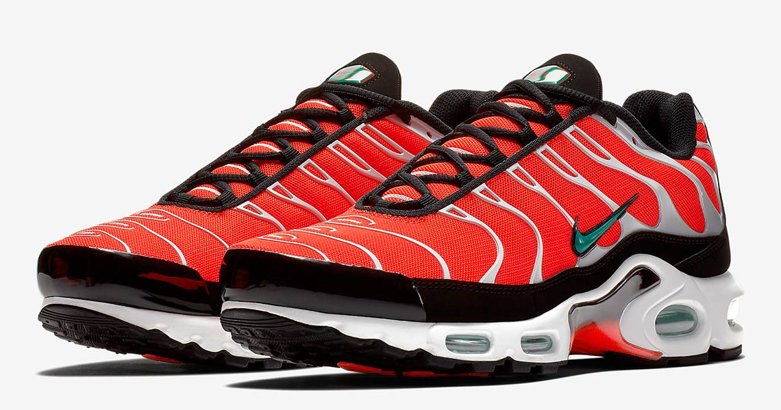 Nike's Air Max Plus takes a trip to Italy