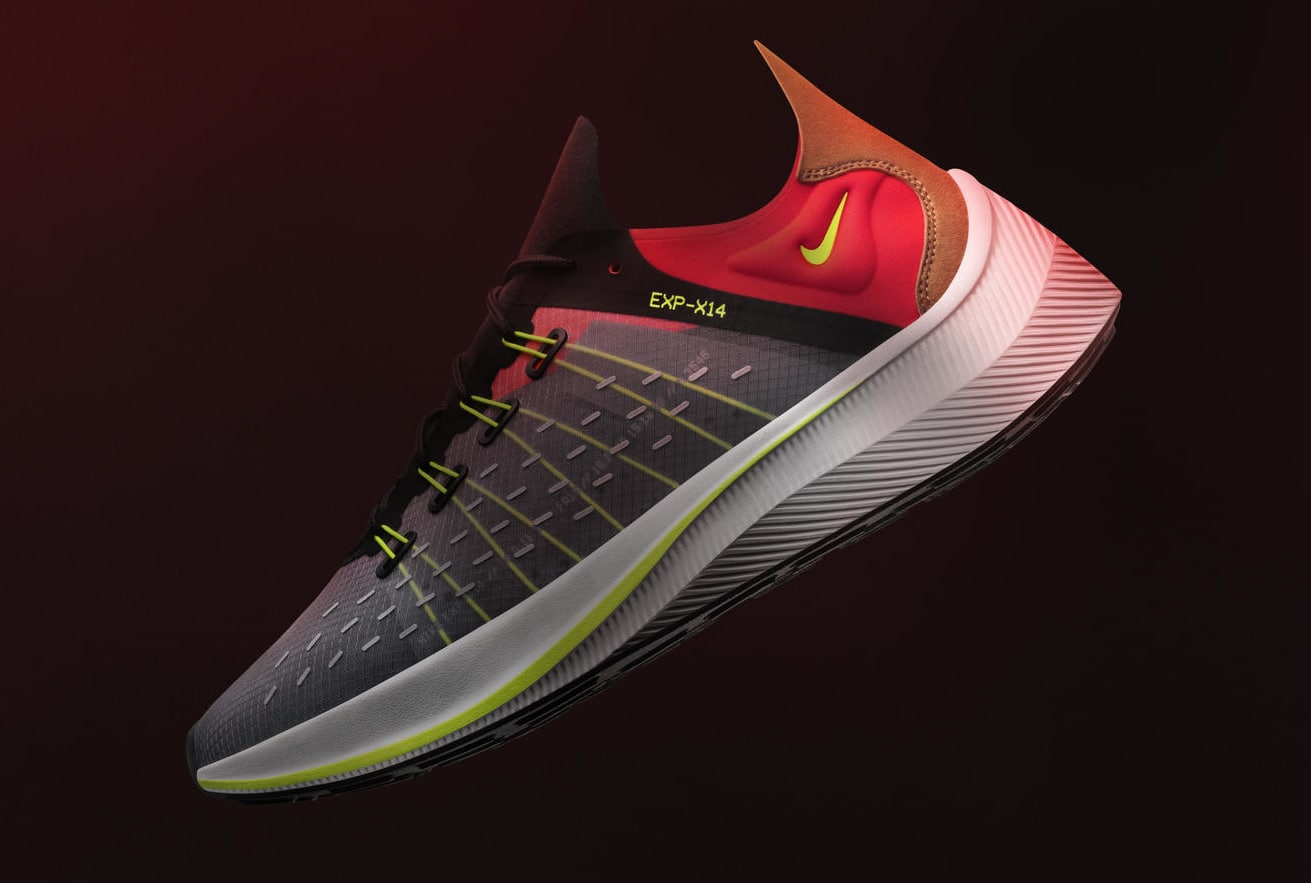 What you need to know about Nike's new EXP-X14