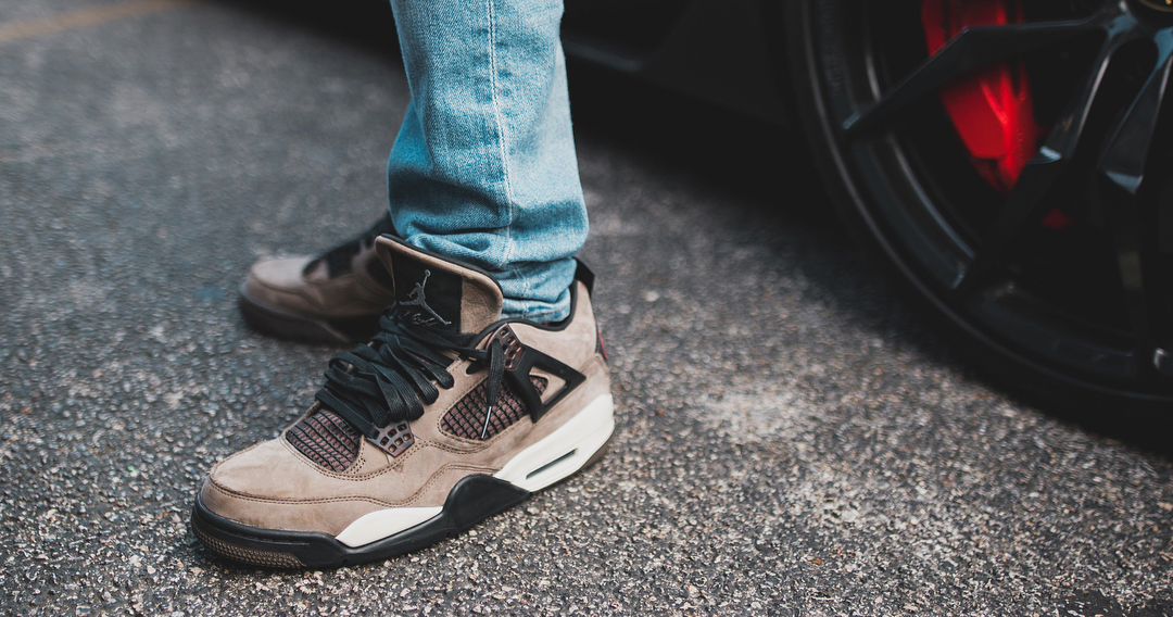 There's more Travis Scott Air Jordan 4s on the way