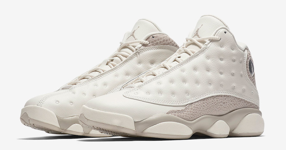 "Official Images // Air Jordan 13 ""Phantom"""