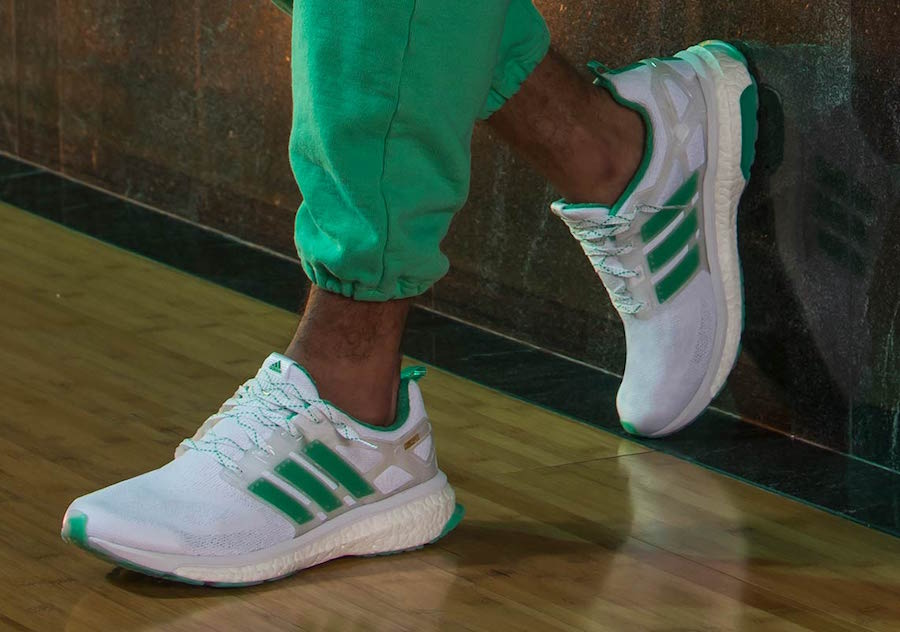 """Relax and unwind with the Concepts x adidas Energy Boost """"Shiatsu"""""""