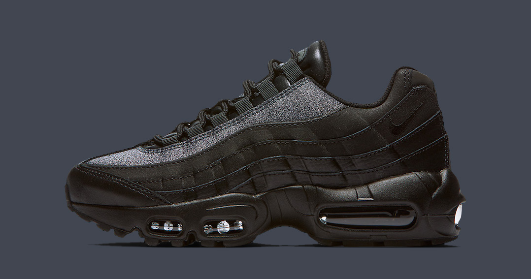 Nike Take the Air Max 95 to the Dark Side