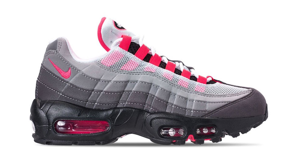 """There's more """"Solar Red Air Max 95s on the way"""