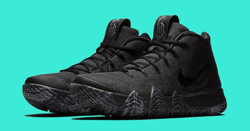 "Kyrie's ""Triple Black"" Releases this Week"