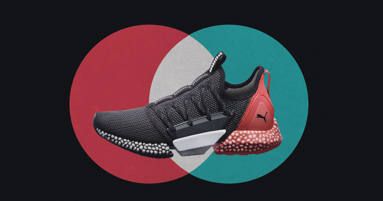 PUMA rock-it with the Hybrid Rocket