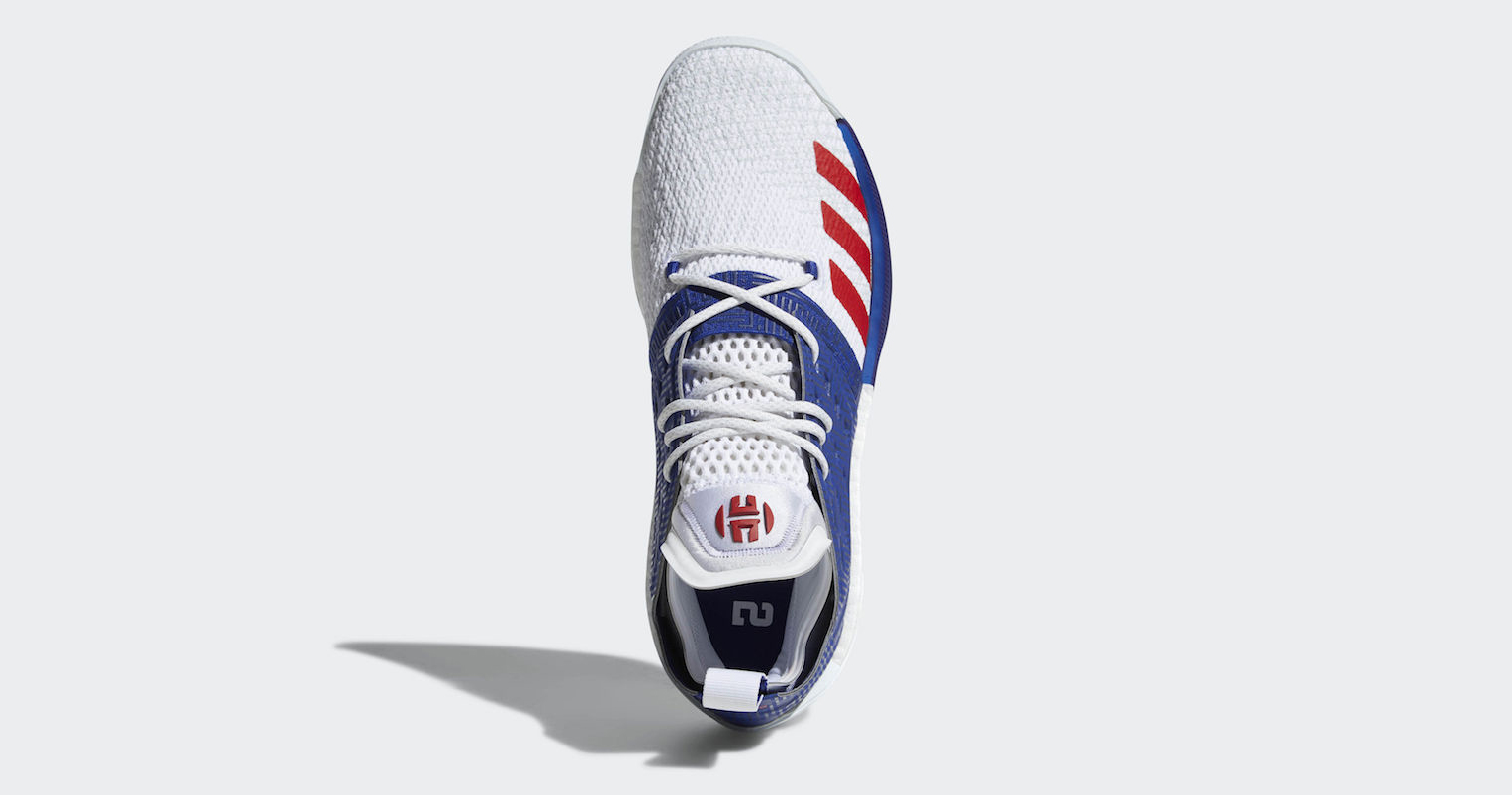 """Available now // adidas Harden Vol. 2 """"USA"""""""