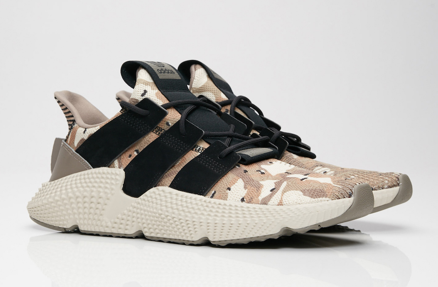 "Available now // adidas Prophere ""Desert Camo"""