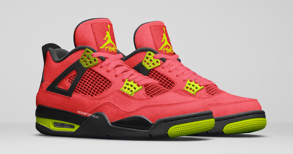 There's more limited NRG Air Jordan 4s on the way