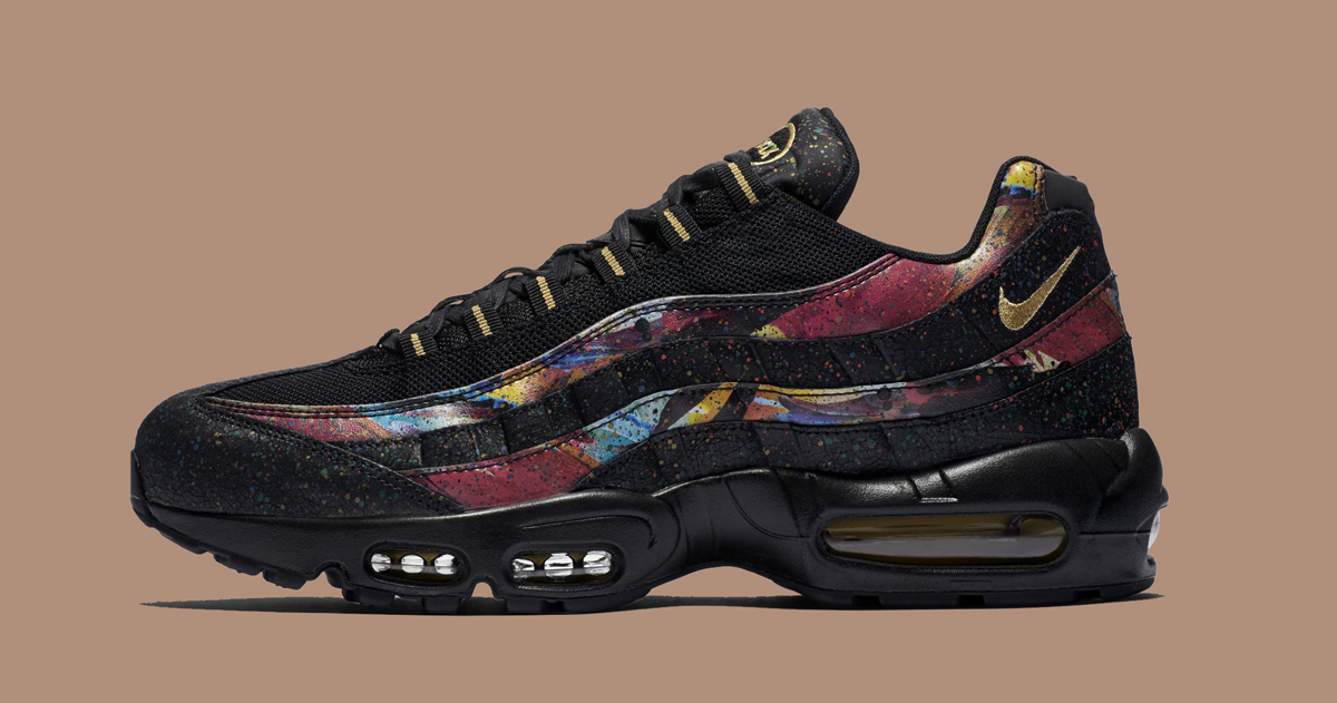 Bring out your inner artist with this new Air Max 95