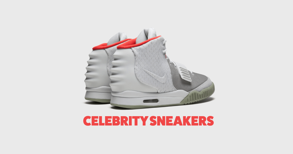 Who Wore What? // This Week in Celebrity Sneakers