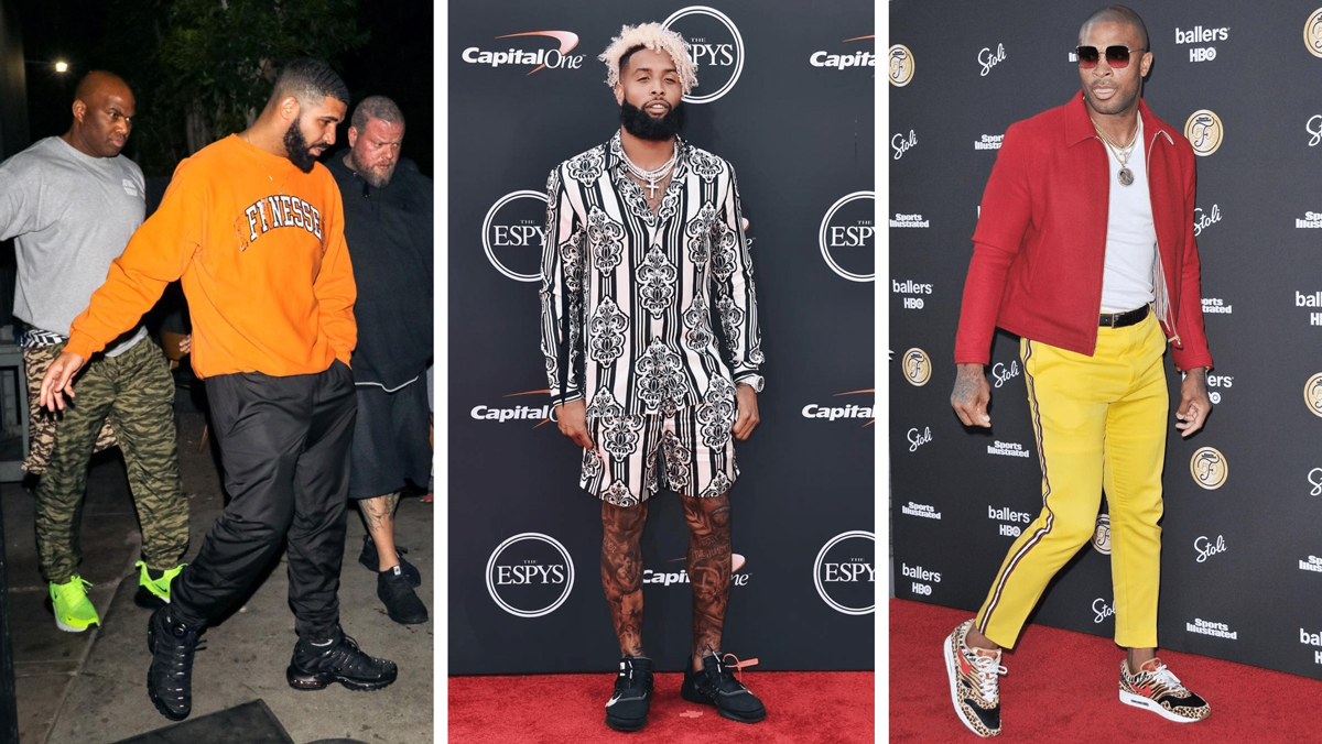 Who Wore What? // The Week in Celebrity Sneaks