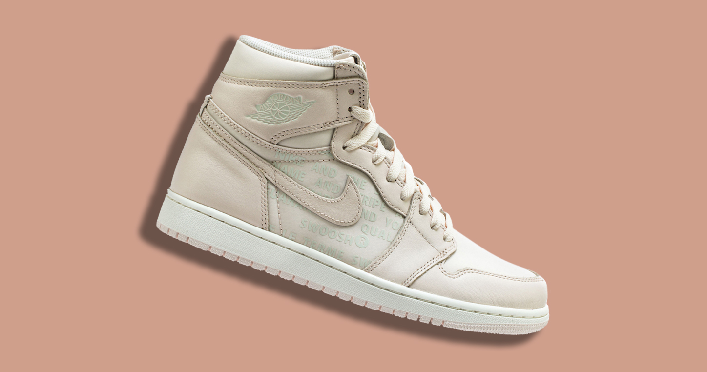 "First Look // Air Jordan 1 ""Guava Ice"""