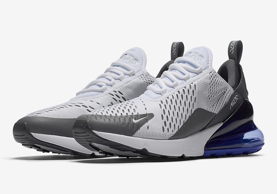 """Available Now // Nike Air Max 270 """"Persian Violet"""""""