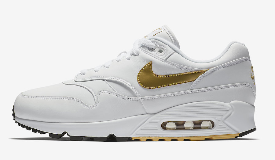 A Release Date is Set for the Metallic Gold Air Max 90/1