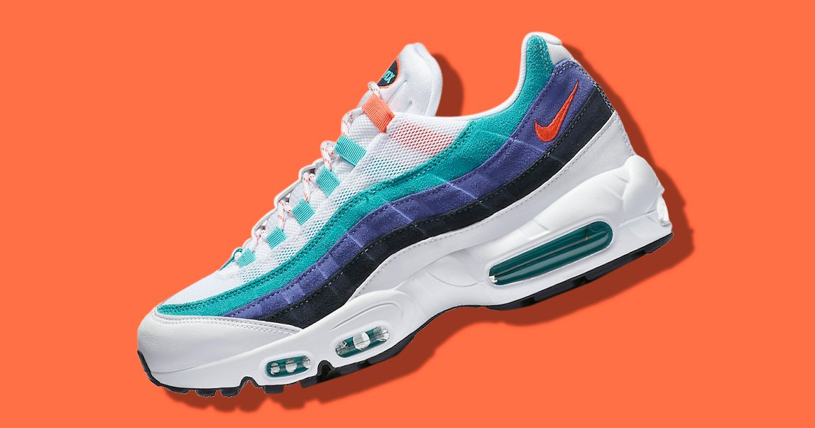 The Air Max 95 Gets Hyped!