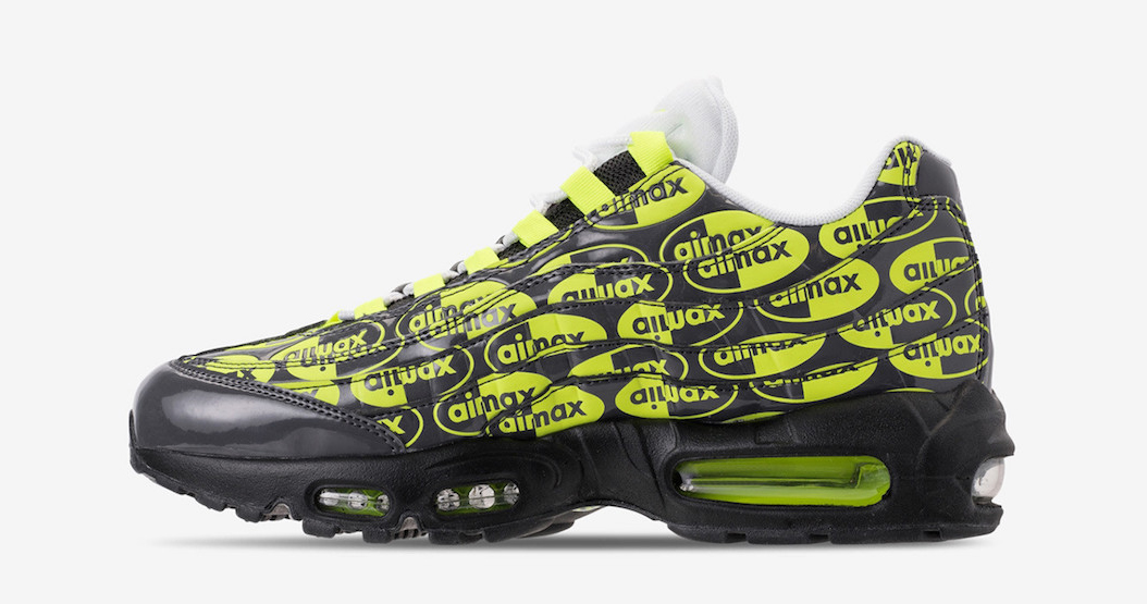 Like My Credit Card, These Air Max 95's are Maxed Out!