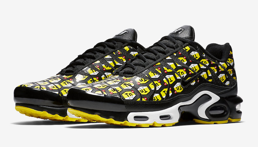 The Air Max Plus Gets Even More Obscene