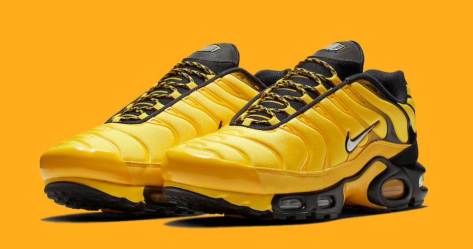 Nike take the Air Max Plus on Tour