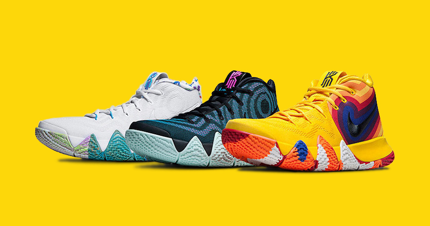 """Nike Unveil the Kyrie """"Decades"""" Collection"""