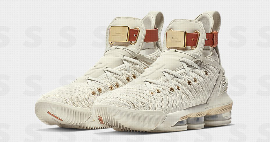 """The LeBron 16 """"Harlem Fashion Row"""" is Out of This World!"""