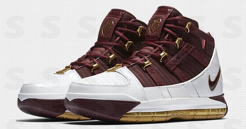"The LeBron 3 ""Christ The King"" PE looks to be Getting a Retail Release"
